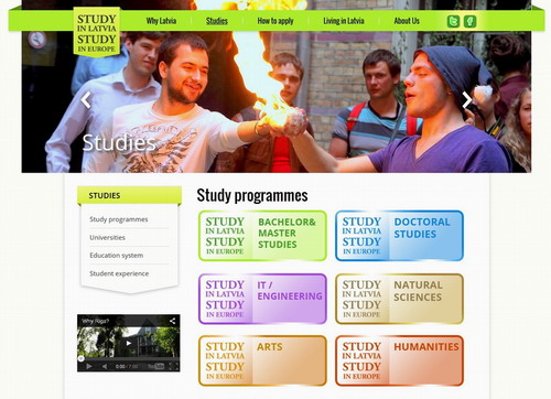 Study in Latvia | www.studies.lv